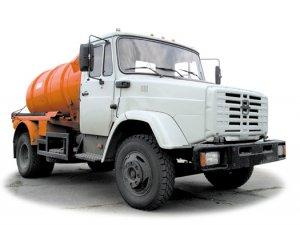 Машина вакуумная ЗИЛ КО-520 Фо…